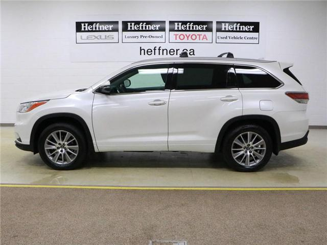 2016 Toyota Highlander  (Stk: 185958) in Kitchener - Image 5 of 25