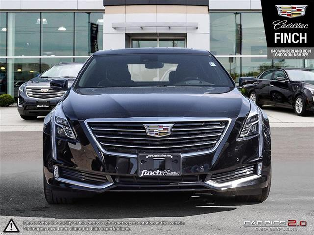 2018 Cadillac CT6 PLUG-IN Base (Stk: 139495) in London - Image 2 of 28