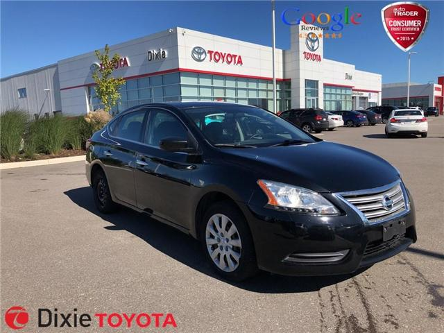 2014 Nissan Sentra 1.8 (Stk: D182725A) in Mississauga - Image 1 of 16