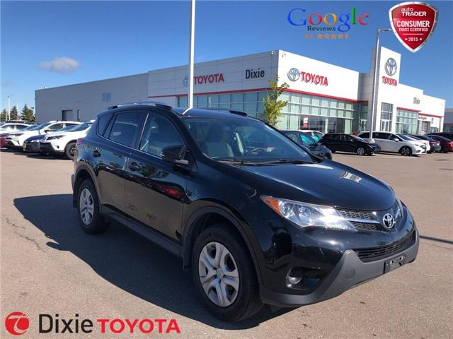 2013 Toyota RAV4  (Stk: D181480A) in Mississauga - Image 1 of 19