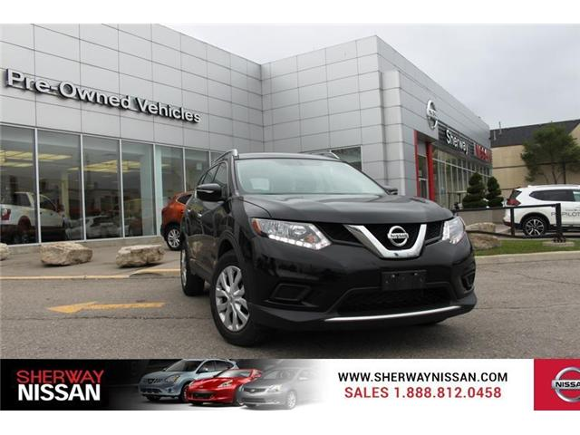 2015 Nissan Rogue  (Stk: P5527) in Toronto - Image 1 of 10