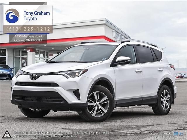 2018 Toyota RAV4 LE (Stk: U9022) in Ottawa - Image 1 of 26