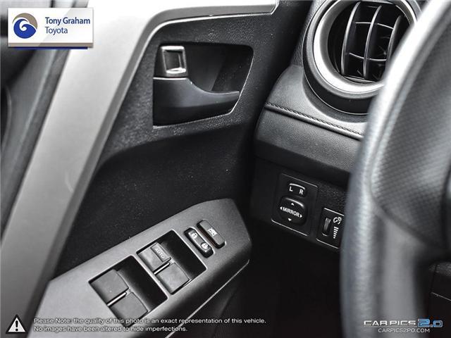 2018 Toyota RAV4 LE (Stk: U9022) in Ottawa - Image 16 of 26