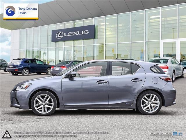 2015 Lexus CT 200h Base (Stk: Y3219) in Ottawa - Image 3 of 27