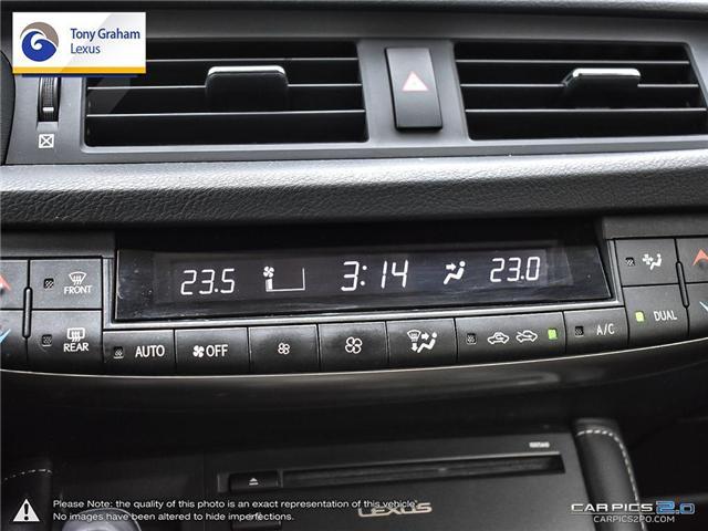 2015 Lexus CT 200h Base (Stk: Y3219) in Ottawa - Image 19 of 27