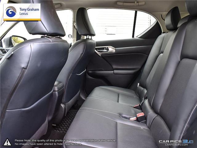 2015 Lexus CT 200h Base (Stk: Y3219) in Ottawa - Image 24 of 27