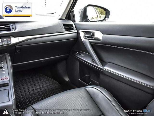 2015 Lexus CT 200h Base (Stk: Y3219) in Ottawa - Image 26 of 27