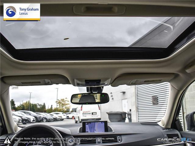2015 Lexus CT 200h Base (Stk: Y3219) in Ottawa - Image 27 of 27