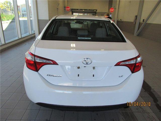 2016 Toyota Corolla LE (Stk: 15661A) in Toronto - Image 4 of 15