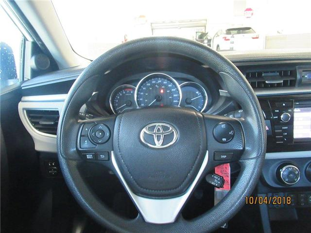 2016 Toyota Corolla LE (Stk: 15661A) in Toronto - Image 7 of 15