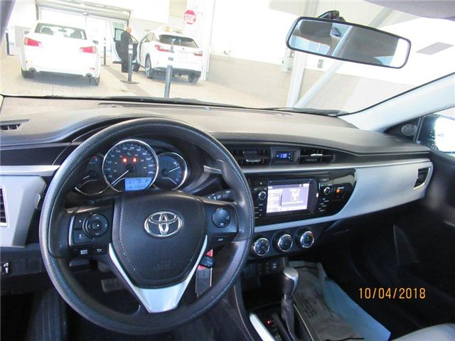 2016 Toyota Corolla LE (Stk: 15661A) in Toronto - Image 10 of 15