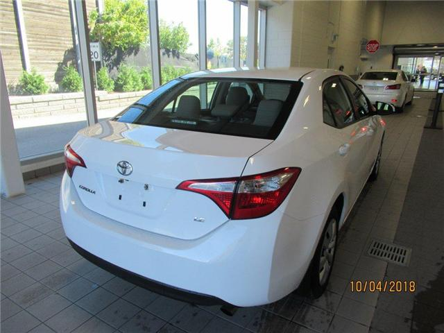 2016 Toyota Corolla LE (Stk: 15661A) in Toronto - Image 12 of 15