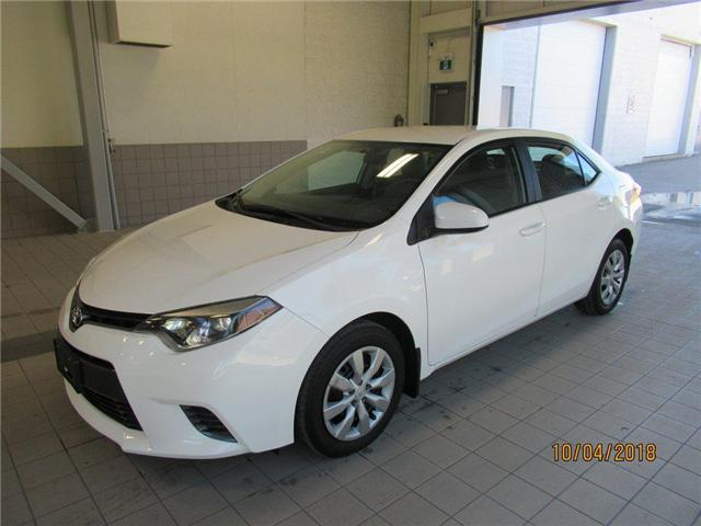 2016 Toyota Corolla LE (Stk: 15661A) in Toronto - Image 14 of 15
