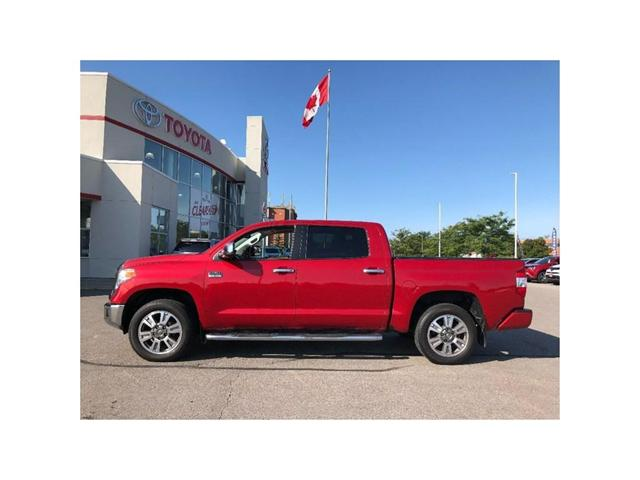 2017 Toyota Tundra  (Stk: 18282A) in Bowmanville - Image 2 of 30