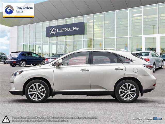 2015 Lexus RX 350 Sportdesign (Stk: Y3222) in Ottawa - Image 3 of 27
