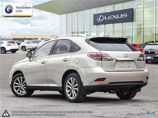 2015 Lexus RX 350 Sportdesign (Stk: Y3222) in Ottawa - Image 4 of 27