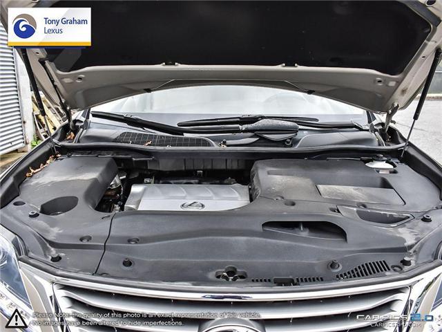 2015 Lexus RX 350 Sportdesign (Stk: Y3222) in Ottawa - Image 8 of 27