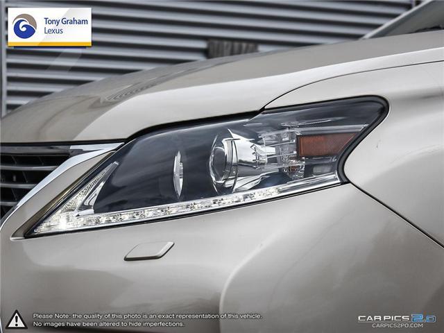 2015 Lexus RX 350 Sportdesign (Stk: Y3222) in Ottawa - Image 10 of 27
