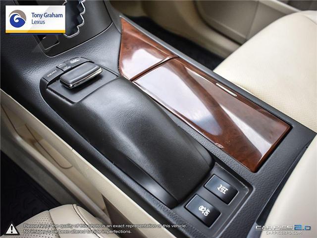 2015 Lexus RX 350 Sportdesign (Stk: Y3222) in Ottawa - Image 20 of 27
