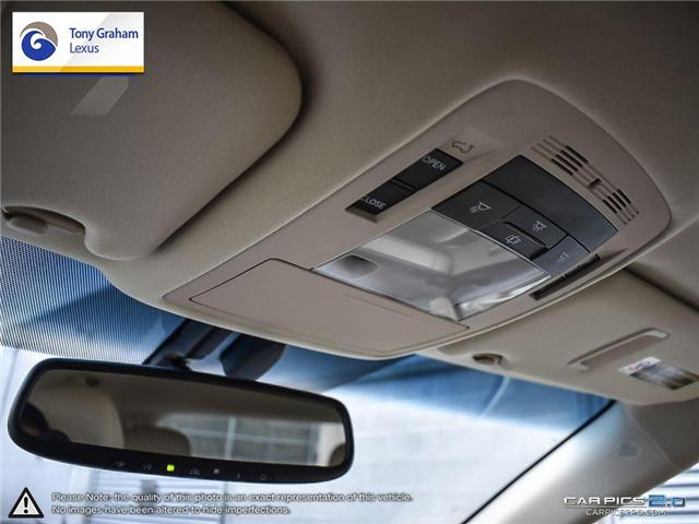 2015 Lexus RX 350 Sportdesign (Stk: Y3222) in Ottawa - Image 21 of 27