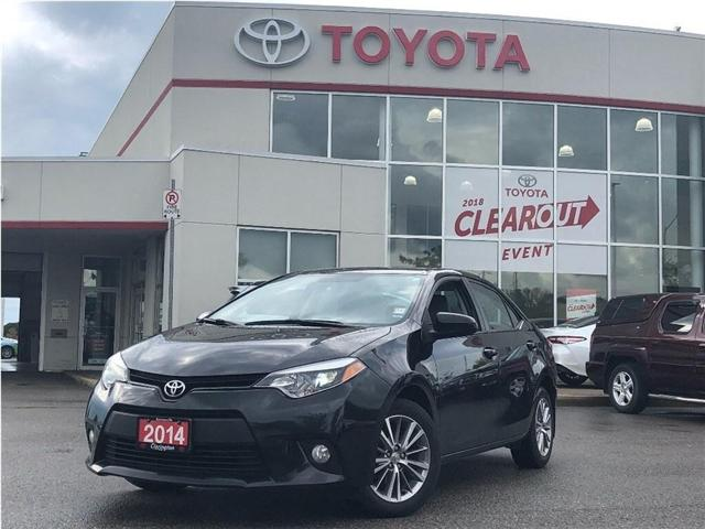 2014 Toyota Corolla CE (Stk: P2160) in Bowmanville - Image 1 of 18