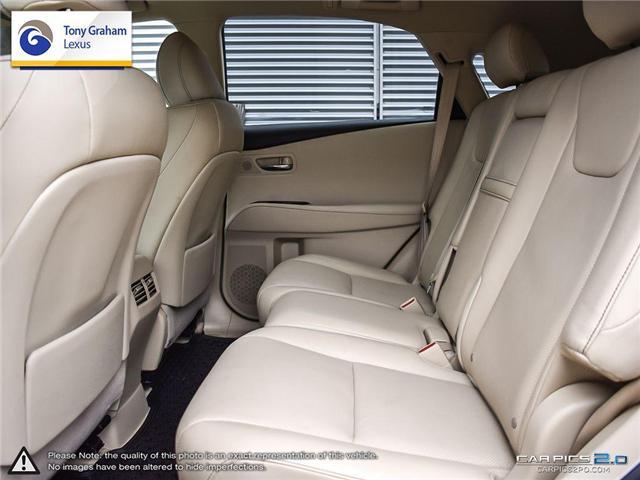 2015 Lexus RX 350 Sportdesign (Stk: Y3222) in Ottawa - Image 24 of 27
