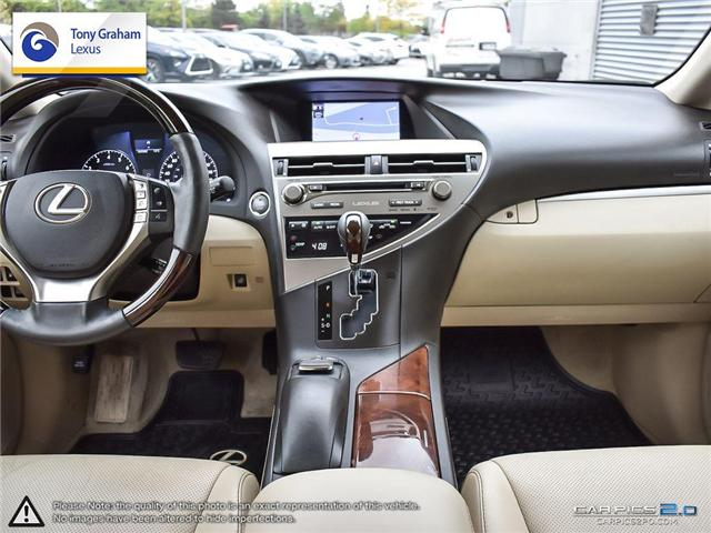 2015 Lexus RX 350 Sportdesign (Stk: Y3222) in Ottawa - Image 25 of 27