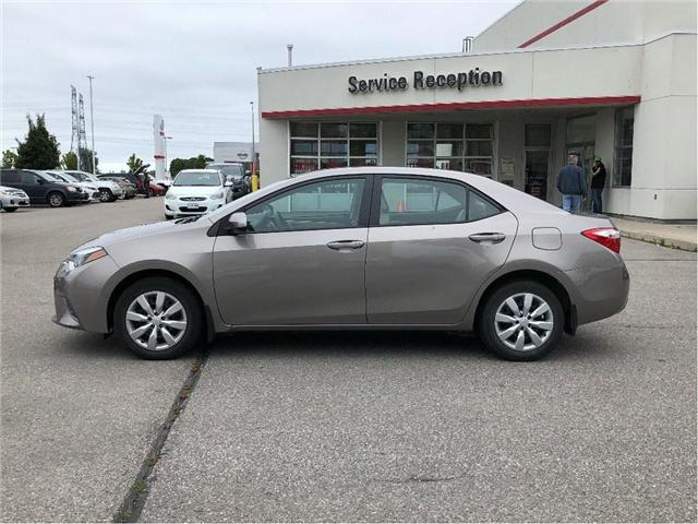 2015 Toyota Corolla LE (Stk: P2167) in Bowmanville - Image 2 of 10