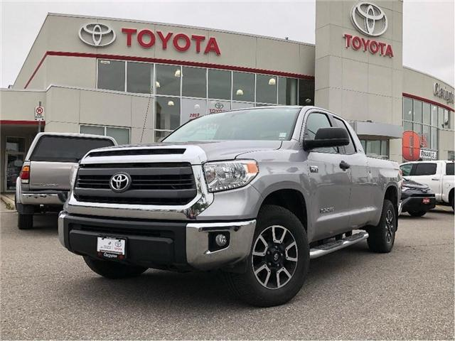 2015 Toyota Tundra  (Stk: 18651A) in Bowmanville - Image 1 of 10