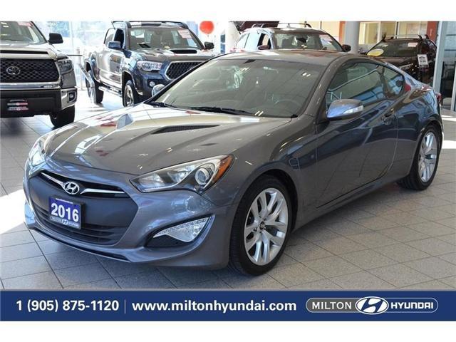 2016 Hyundai Genesis Coupe  (Stk: 137341) in Milton - Image 1 of 38