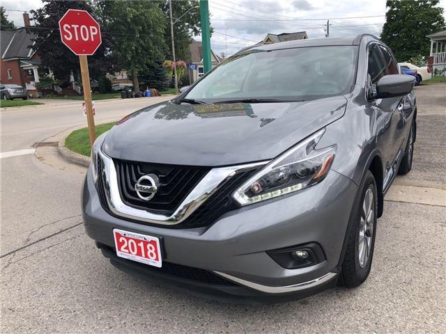 2018 Nissan Murano  (Stk: 5N1AZ2) in Belmont - Image 2 of 18