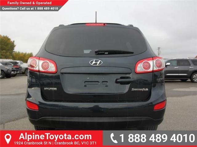 2010 Hyundai Santa Fe GL 2.4 (Stk: X151380A) in Cranbrook - Image 4 of 16