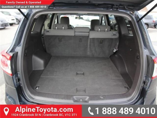 2010 Hyundai Santa Fe GL 2.4 (Stk: X151380A) in Cranbrook - Image 15 of 16