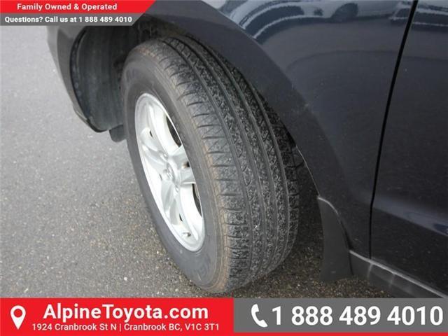 2010 Hyundai Santa Fe GL 2.4 (Stk: X151380A) in Cranbrook - Image 16 of 16