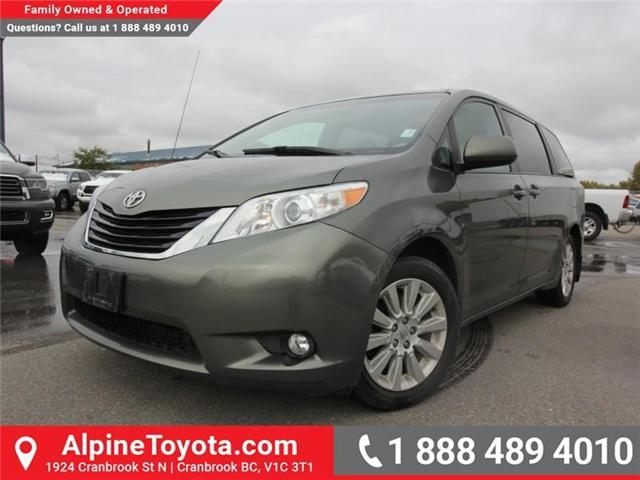 2012 Toyota Sienna LE (Stk: S201319A) in Cranbrook - Image 1 of 17