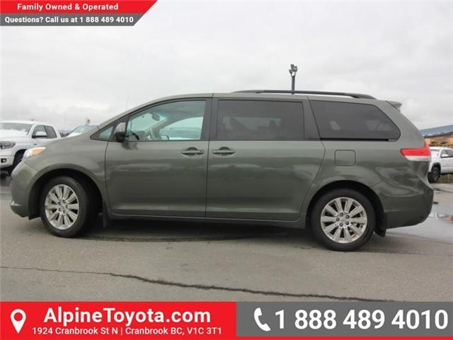 2012 Toyota Sienna LE (Stk: S201319A) in Cranbrook - Image 2 of 17