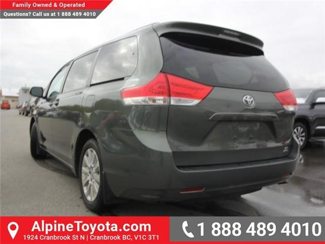 2012 Toyota Sienna LE (Stk: S201319A) in Cranbrook - Image 3 of 17