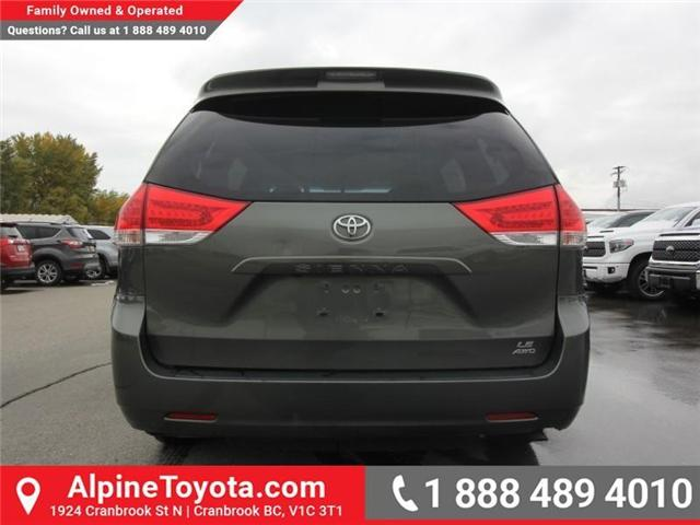 2012 Toyota Sienna LE (Stk: S201319A) in Cranbrook - Image 4 of 17