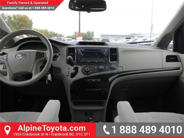 2012 Toyota Sienna LE (Stk: S201319A) in Cranbrook - Image 10 of 17