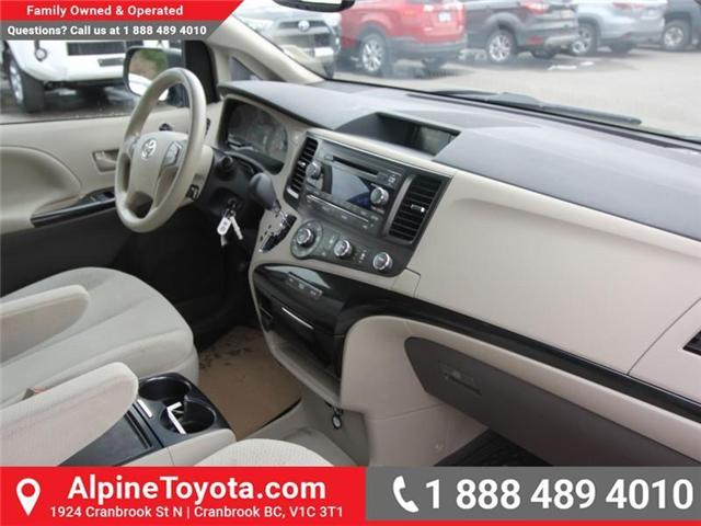 2012 Toyota Sienna LE (Stk: S201319A) in Cranbrook - Image 11 of 17