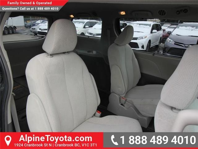 2012 Toyota Sienna LE (Stk: S201319A) in Cranbrook - Image 12 of 17