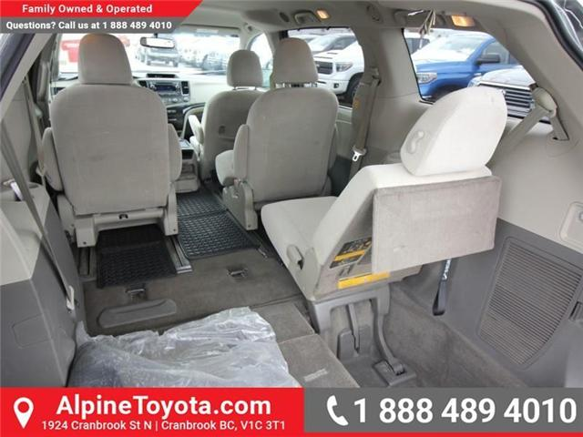 2012 Toyota Sienna LE (Stk: S201319A) in Cranbrook - Image 15 of 17
