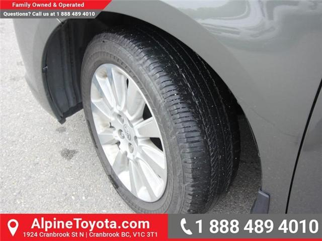 2012 Toyota Sienna LE (Stk: S201319A) in Cranbrook - Image 17 of 17