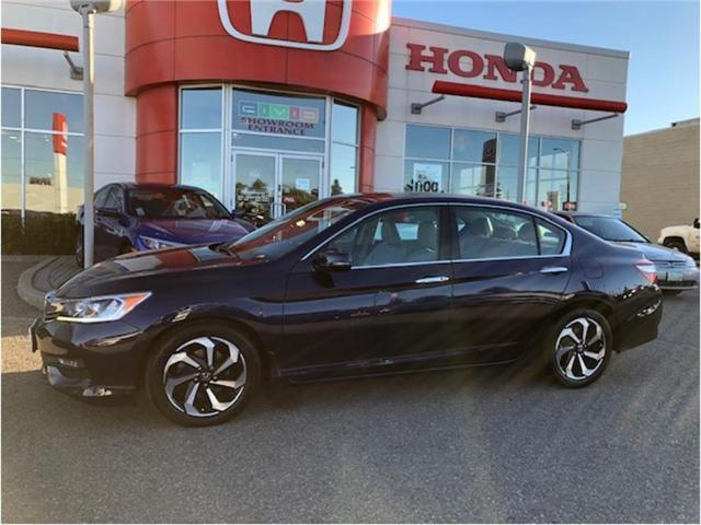 2016 Honda Accord EX-L (Stk: P6963) in Georgetown - Image 1 of 11