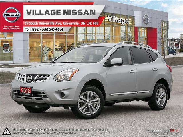 2012 Nissan Rogue SV (Stk: P2700) in Unionville - Image 1 of 27