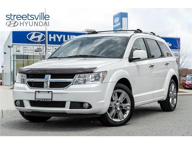 2010 Dodge Journey R/T (Stk: 17SF138A) in Mississauga - Image 1 of 21