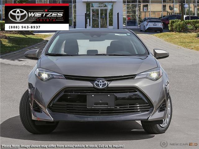 2019 Toyota Corolla LE (Stk: 67400) in Vaughan - Image 2 of 26