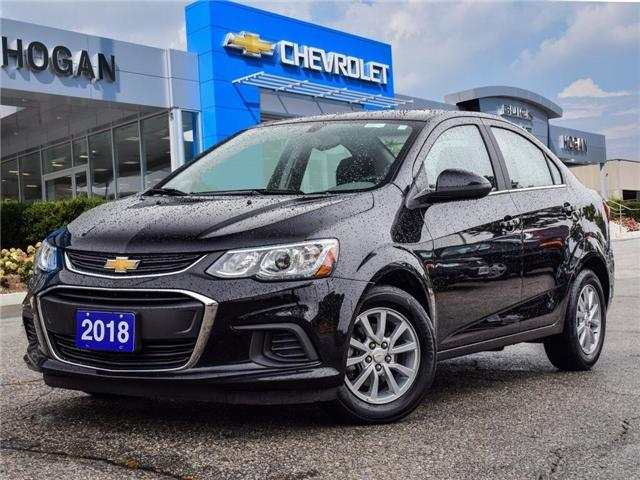 2018 Chevrolet Sonic LT Auto (Stk: A107022) in Scarborough - Image 1 of 26