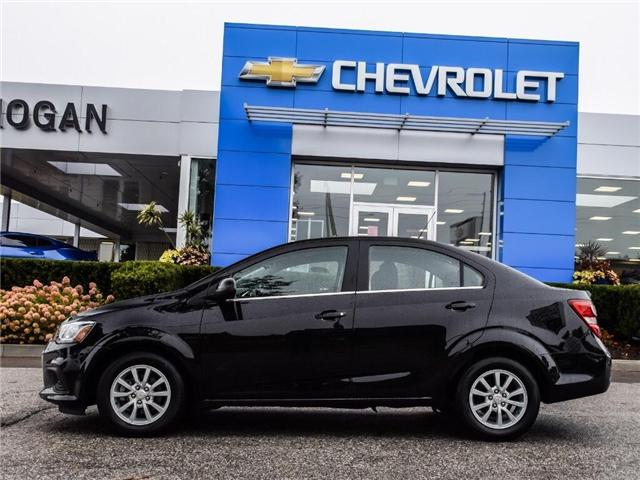 2018 Chevrolet Sonic LT Auto (Stk: A107022) in Scarborough - Image 2 of 26