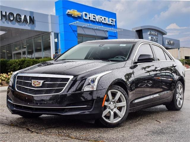 2015 Cadillac ATS 2.5L (Stk: A119372) in Scarborough - Image 1 of 22